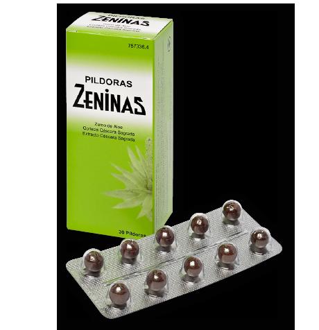 anuncio Zeninas